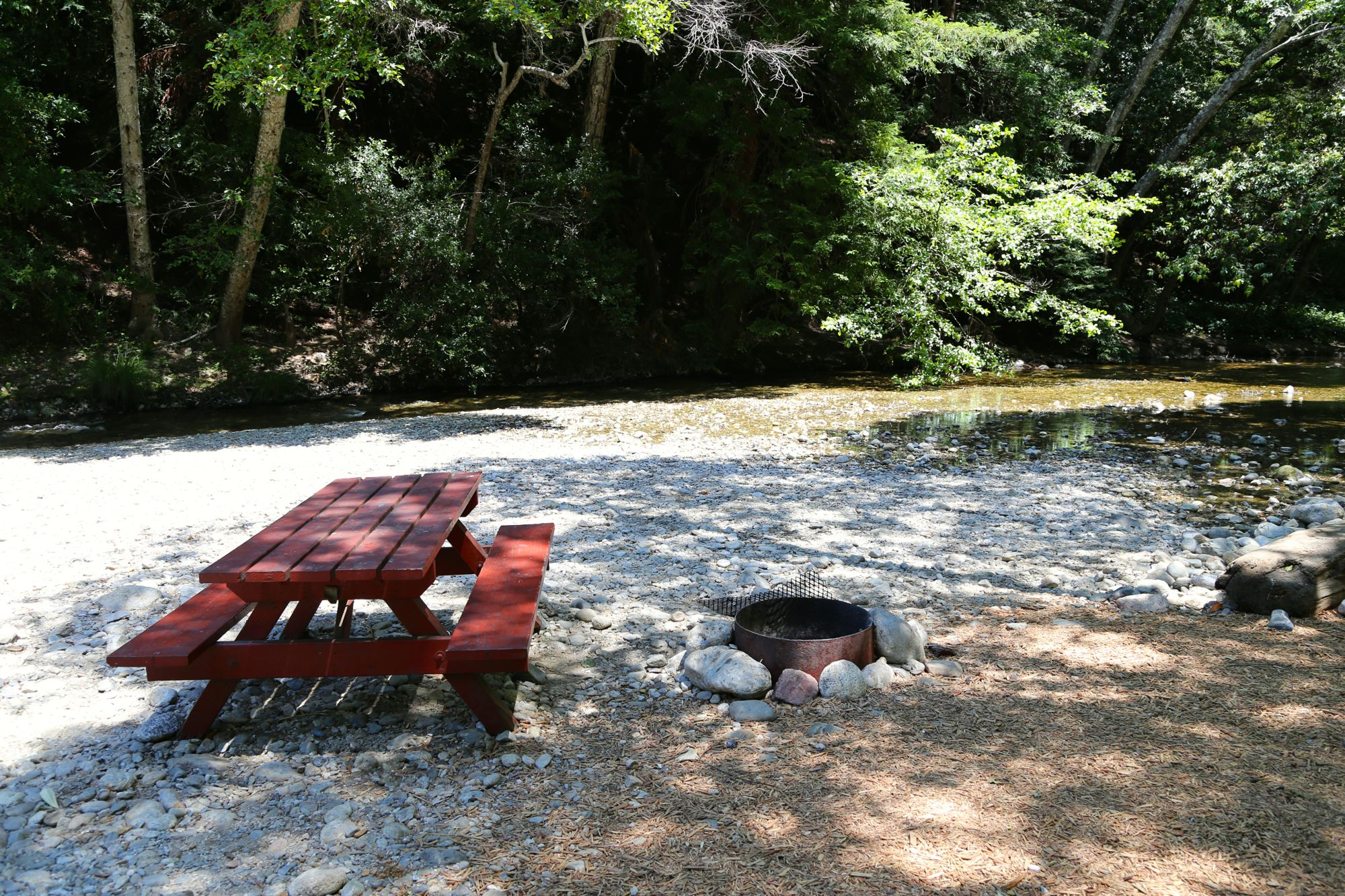 Riverside campground and cabins news from tripsicor for Big sur campground and cabins